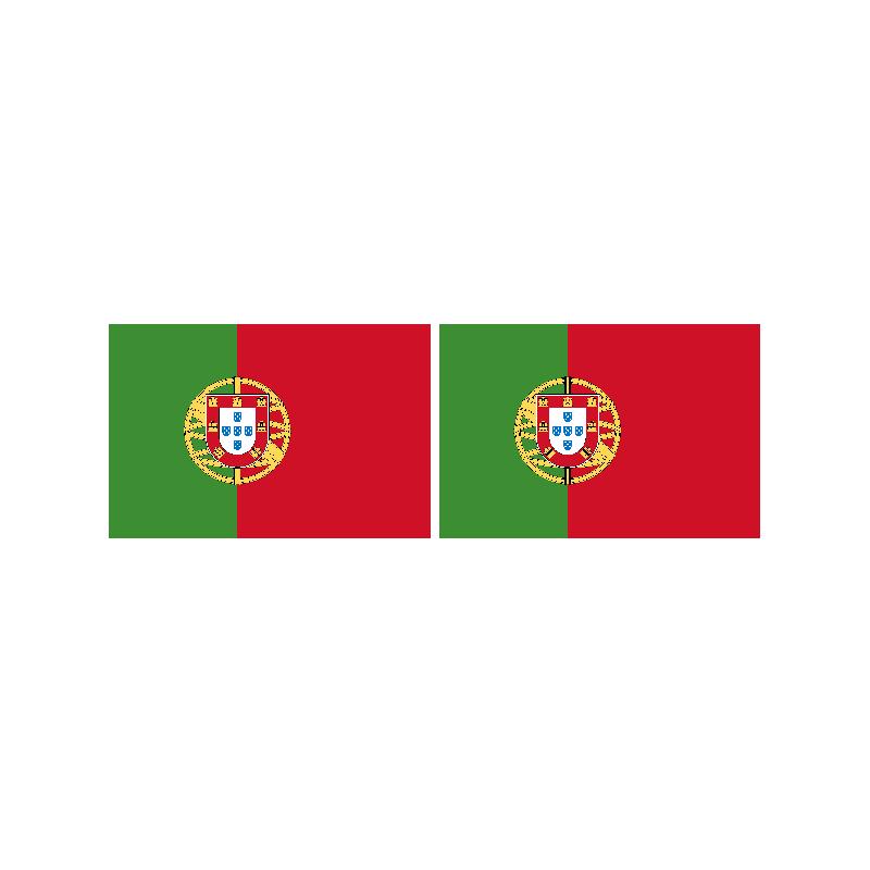 Tissu Drapeau Du Portugal