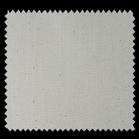Tissu Rustik Coton Organique Coloris Naturel