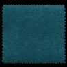 Tissu Lido Uni Bleu Canard