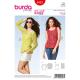 Patron Burda Style 6923 Tshirt 34/46