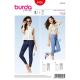 Patron Burda Style 6926 Jeggings 32/48