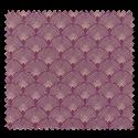 Tissu Toile Eventail Rose