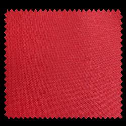 Tissu Poline Rouge