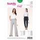 Patron Burda Style 6859 Pantalon 44/60