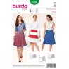 Patron Burda Style 6904 Jupe 34/46