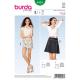 Patron Burda Style 6928 Jupe 32/46