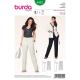 Patron Burda Style 6952 Pantalon 44/60