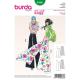 Patron Burda Style 6966 Pantalon 32/42