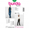 Patron Burda Style 6982 Pantalon 34/46