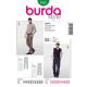 Patron Burda Style 7022 Pantalon 44/60