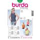 Patron Burda Style 7051 Débardeur 32/44