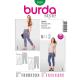 Patron Burda Style 7058 Pantalons Dames 17/24