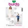 Patron Burda Style 7198 Blouse 36/48