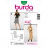 Patron Burda Style 8280 Jupe 36/54