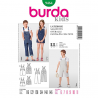 Patron Burda Kids 9464 Salopette 116/146