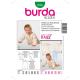 Patron Burda Kids 9782 Combinaison et Sac de Couchage 62/92