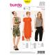 Patron Burda Style 6914 Robe et Haut 34/46