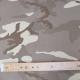 Tissu Jersey Camouflage Marron