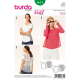 Patron Burda Style 6631 Tunique 36/46