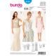 Patron Burda Style 6646 Robe Haut 34/44