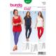 Patron Burda Style 6677 Legging 46/60