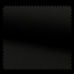 Tissu Burlington Uni Noir