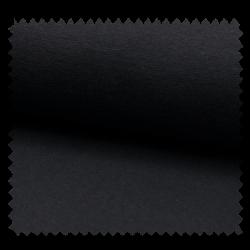 Tissu Bord Cote Uni Anthracite