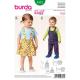 Patron Burda Style 9372 Coordonnés 62/92