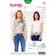 Patron Burda Style 6502 Blouse