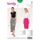 Patron Burda Style 6506 Jupe