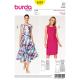 Patron Burda Style 6529 Robe