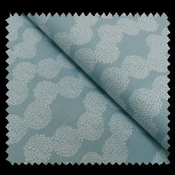 Tissu Spot Bleu