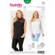 Patron Burda Style 6551 Blouse