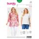 Patron Burda Style 6552 T-shirt