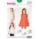 Patron Burda Kids 9362 Robe et Blouse