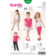 Patron Burda Kids 9440 Pantalon 92/122