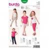 Patron Burda Kids 9440 Pantalon 92/122