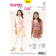 Patron Burda Style 6683 BURDA Tunique 36/48