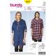 Patron Burda Style 6475 Robe
