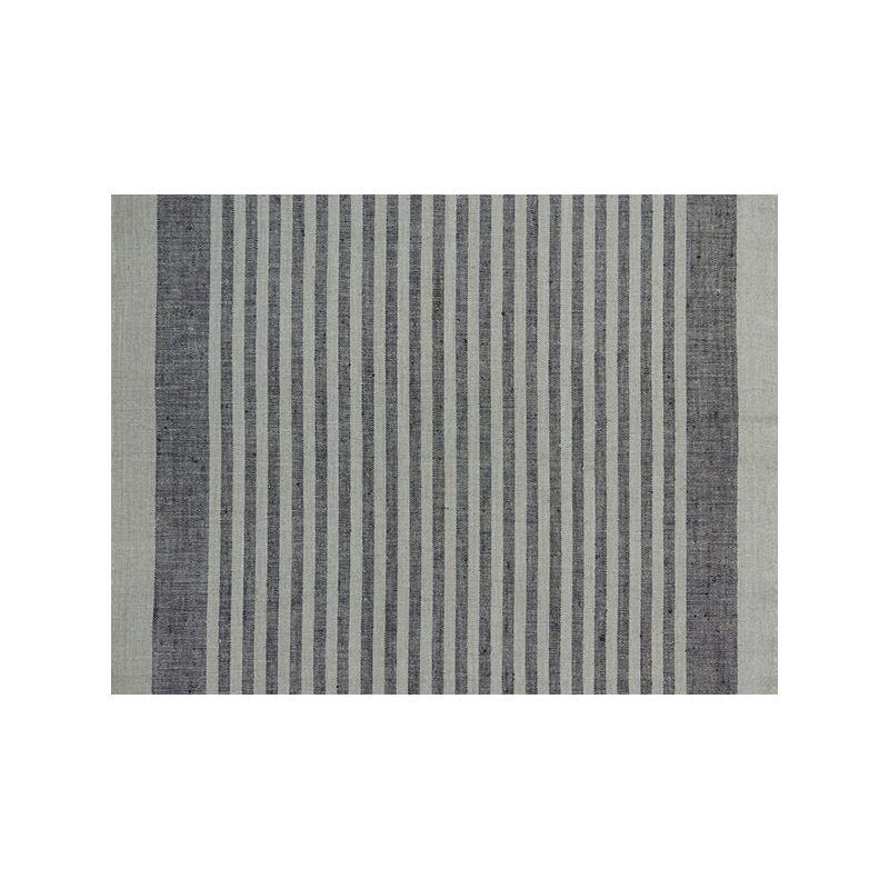 Tissu Pour Torchon Natura Lin Noir - Tissus des Ursules bb2cce638a01