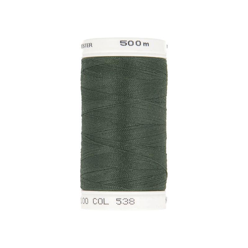 Fil Polyester 500 mètres - Disponible en 61 Coloris