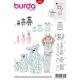 Patron Burda Style 6303 Coussins pour Enfants