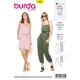 Patron Burda Style 6318 Combinaison pour Femmes de 34 à 46