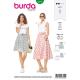 Patron Burda Style 6319 Jupe pour Femmes de 36 à 46
