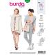 Patron Burda Style 6336 Gilet pour Femmes de 36 à 46