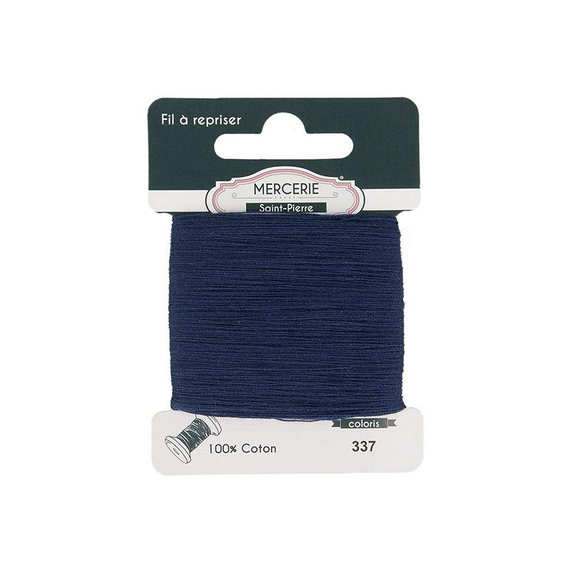 Fil A Repriser Coton 60 metres - 4 coloris