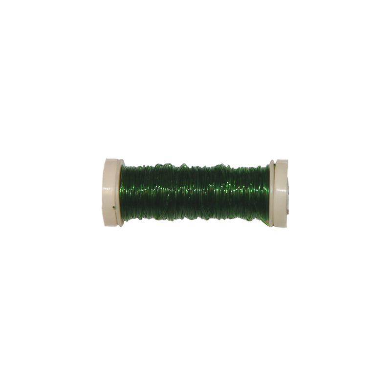 Fil Elastique Nylon Transparent 15 metres - 7 coloris disponibles