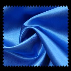 Tissu Satin Uni Royal