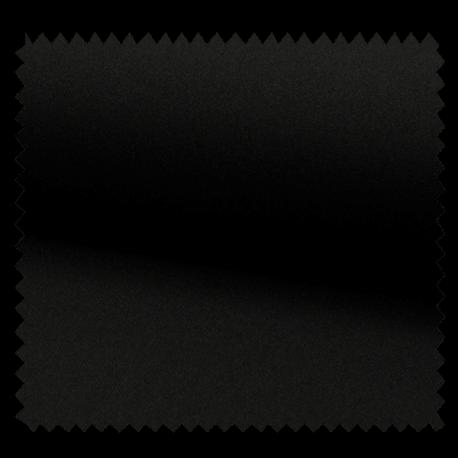 Tissu Bi Strech Uni Noir