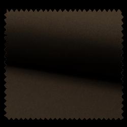 Tissu Bi Strech Uni Choco